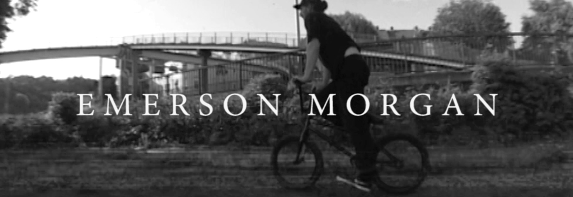 Crucial BMX X Subrosa X Seventies - Emerson Morgan 2016 Video