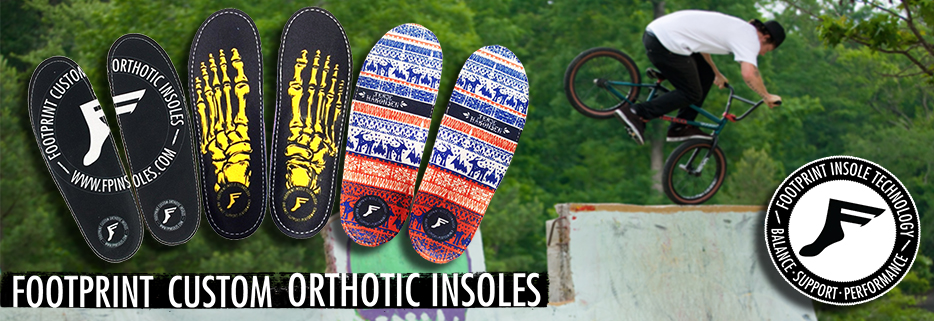 Footprint Orthotic Insoles