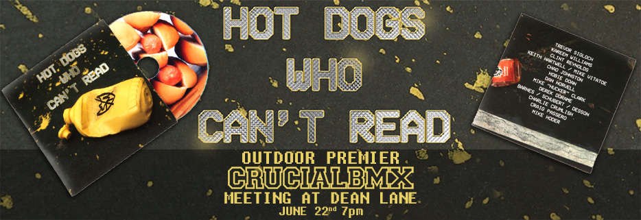 HOT DOGS WHO CANT READ DVD!