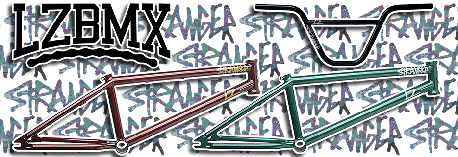 STRANGER ADAM LZ PARTS!
