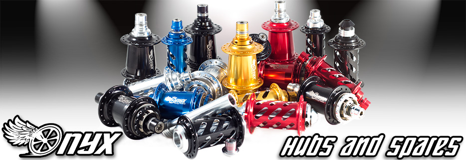 ONYX HUBS AND PARTS!