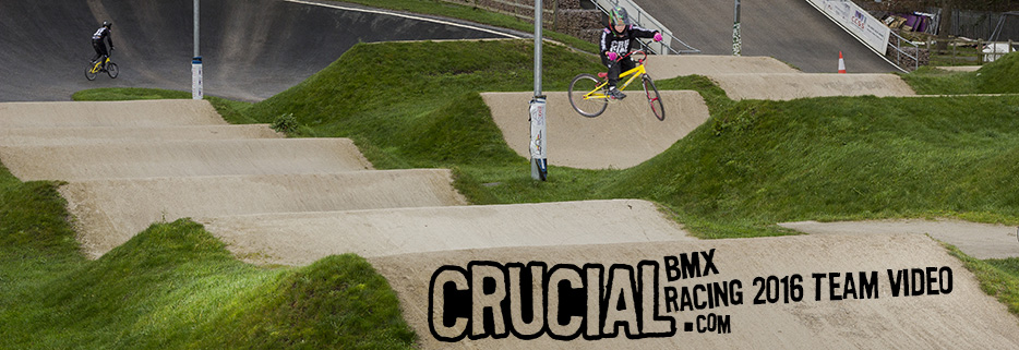 Crucial BMX Racing 2016 Team Video