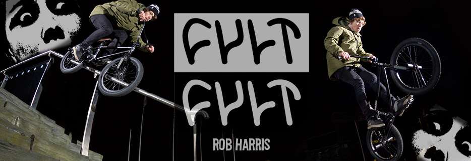 ROB HARRIS ON CULT FLOW