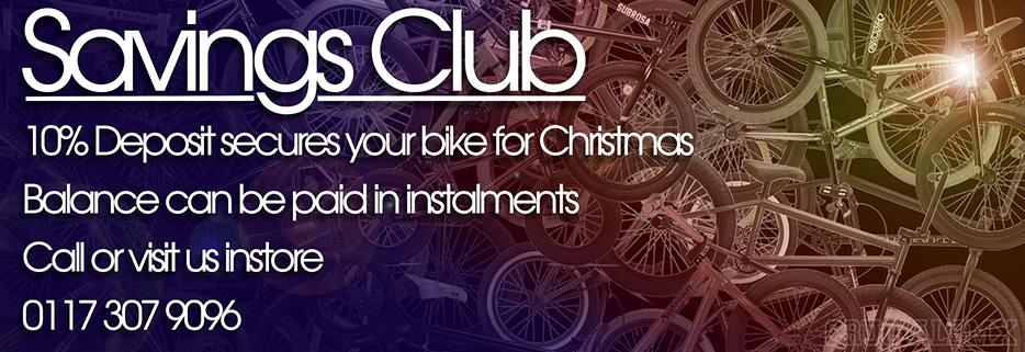 CRUCIAL BMX SAVINGS CLUB