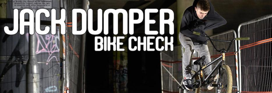 Jack Dumper Bike Check