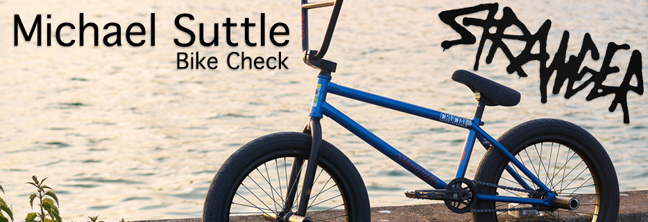 Michael Suttle Bike Check