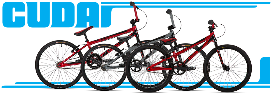 Cuda 2019 Bikes!